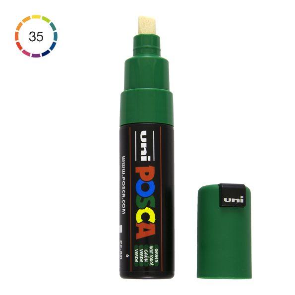 Uni Posca Marker PC-8K, Broad 8 mm